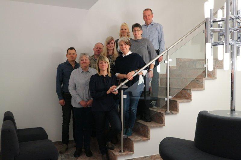 Team von Kutzner Fuß & Schuh GmbH & Co.KG